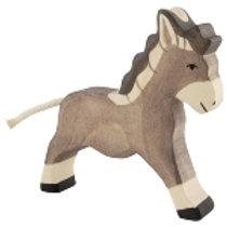 Holztiger Donkey, Running