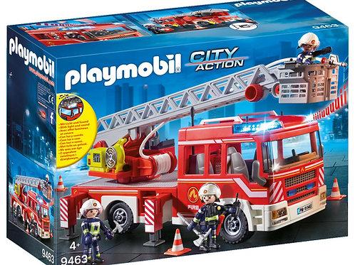 Playmobil 9463 City Action Fire Ladder Unit
