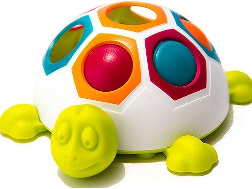 Fat Brain Toys  Pop N Slide Shelly