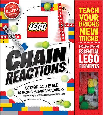 Books - Klutz Lego Chain Reactions