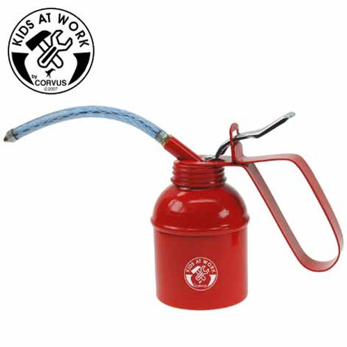 Tools For Juniors  Oil Can Red