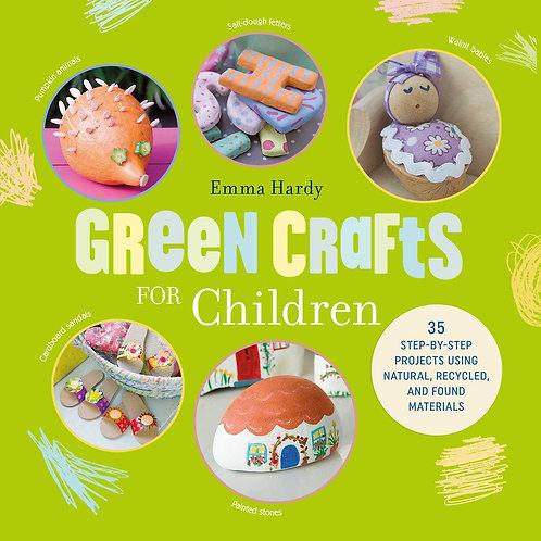 Books - Green Crafts For Children
