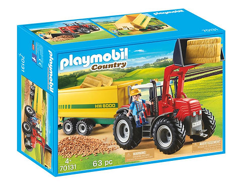 Playmobil 70131 Country Farm Tractor
