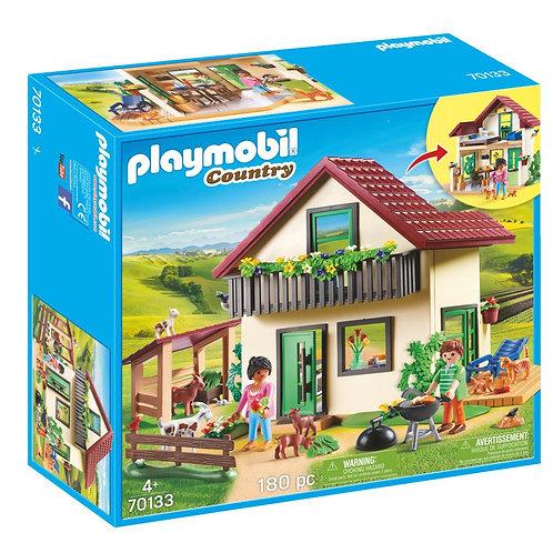 Playmobil 70133 Country Modern Farm House
