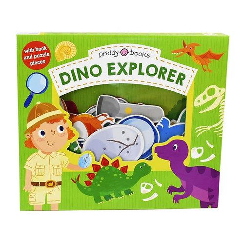 Books - Lets Pretend Dino Explorer