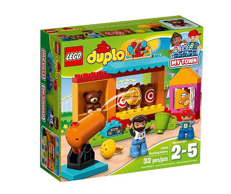 LEGO® DUPLO® 10839 Shooting Gallery