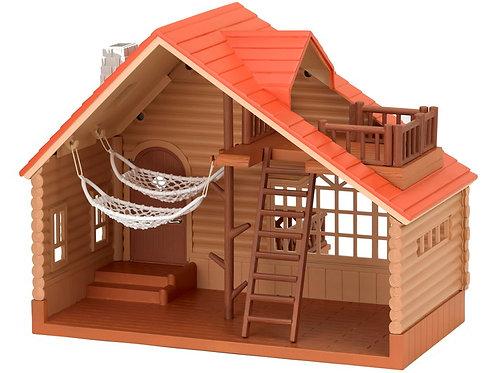 Sylvanian's Log Cabin