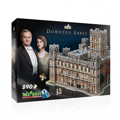 WREBBIT - Downton Abbey