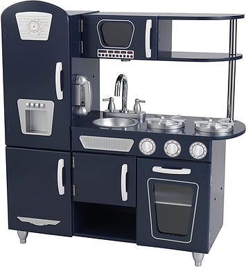 KidKraft Navy Vintage Kitchen