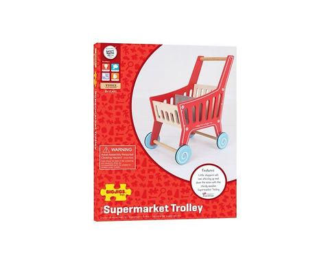 BigJigs Shopping Trolley