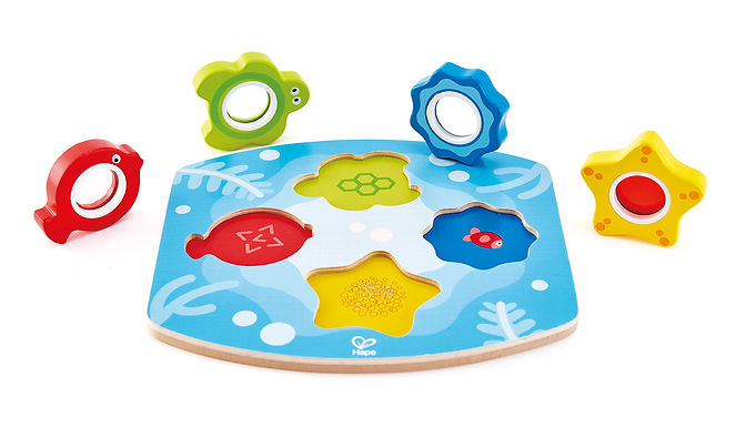 Hape Oceans Discovery Puzzle