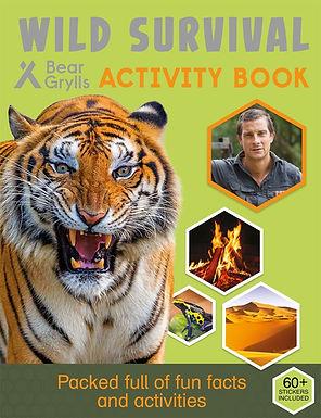 Books - Bear Grylls Wild Survival