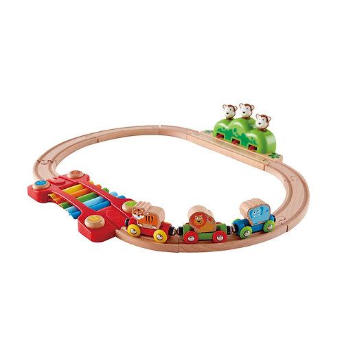 Hape Music and Monkeys Railway