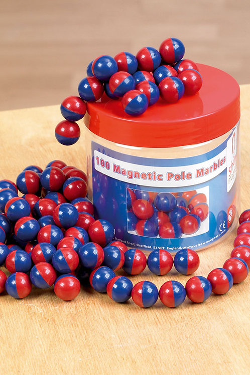 TickiT Pole Marbles In Tub