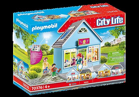 Playmobil 70376 City Life My Little Town My Hair Salon