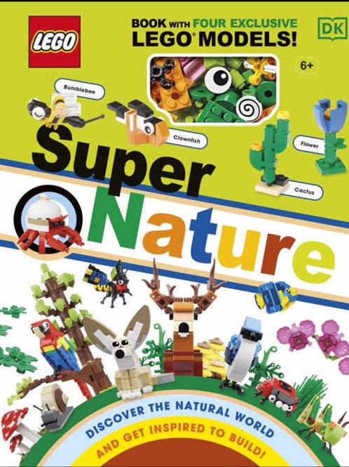 Books - Lego Super Nature