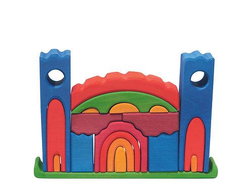 Gluckskafer Blue Big Castle