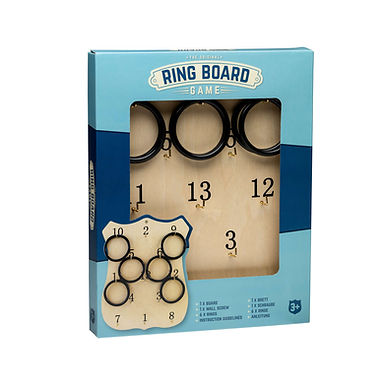 Gosling Games Wooden Ring Board