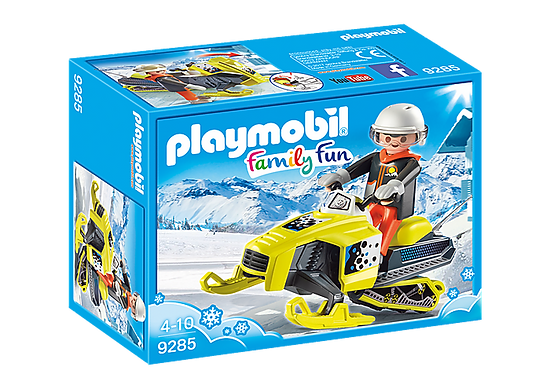 Playmobil 9285 Action Snowmobile