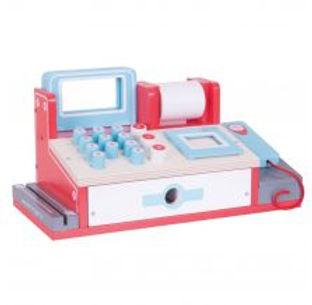 BigJigs Shop Till with Scanner