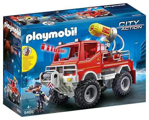 Playmobil 9466 City Action Fire Truck