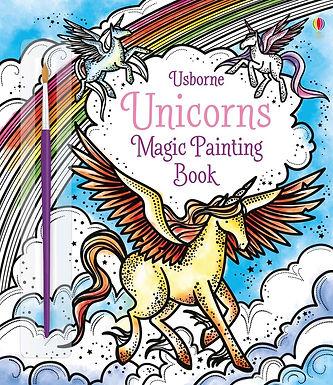 Books - Magic Painting Unicorns