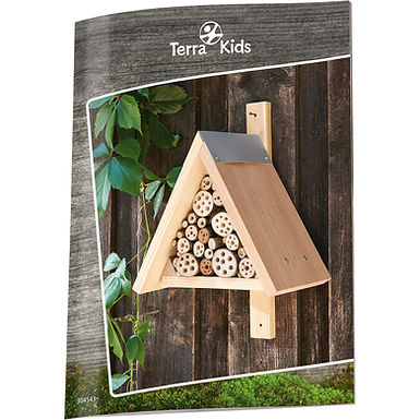 Haba Terra Kids Assembly kit Insect Hotel