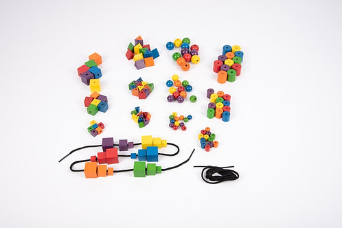 Edx Education Wooden Attribute Beads