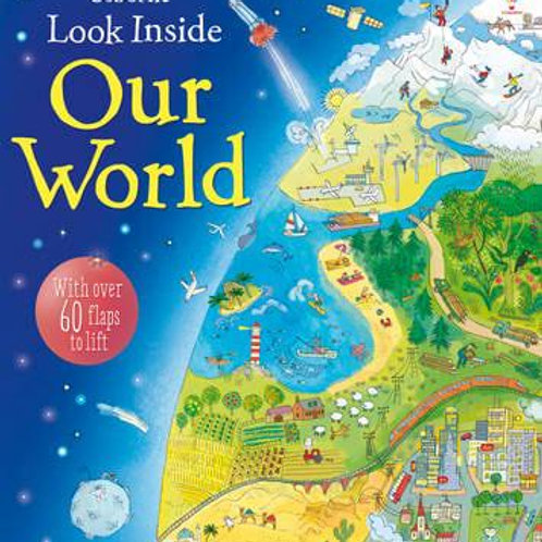 Books - Look Inside Our World