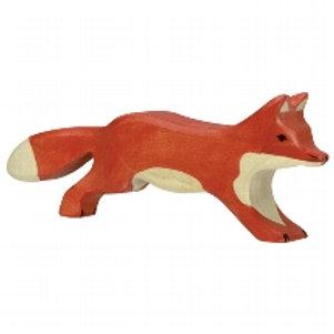 Holztiger Fox, Running