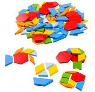 BigJigs Pattern Tiles
