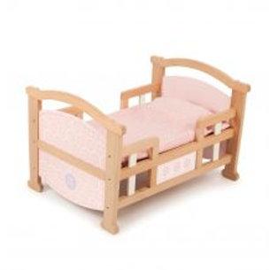 Tidlo 2 In 1 Dolls Cradle