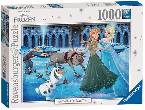 Ravensburger Disney Collector's Edition, Frozen, 1000pc Jigsaw Puzzle