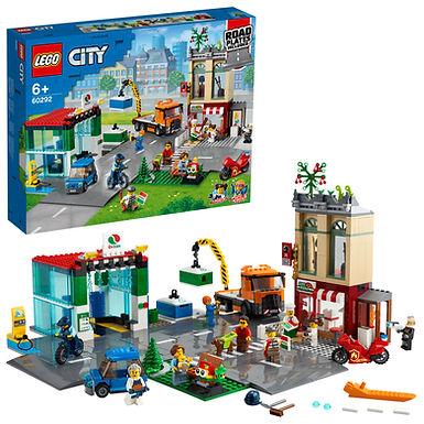 LEGO CITY 60292 Town Centre