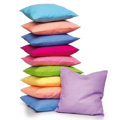 Erzi 10 cushions asstd colours