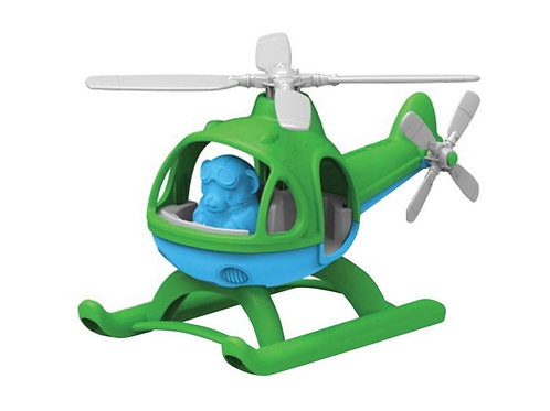 Green Toys Helicopter (Green)