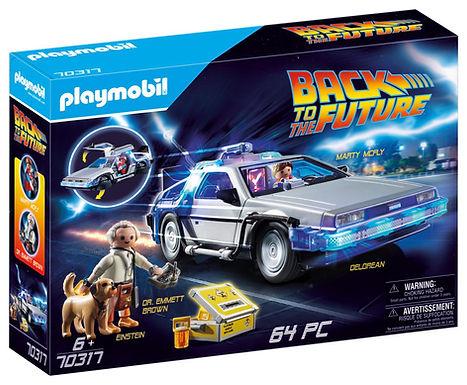 Playmobil 70317 Back to the Future� DeLorean