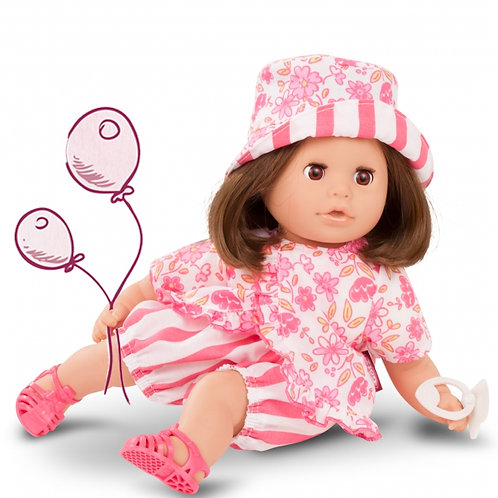 Gotz Dolls Cosy Aquini Stripe Vibes