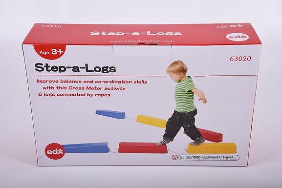 Edx Education Step-A-Logs