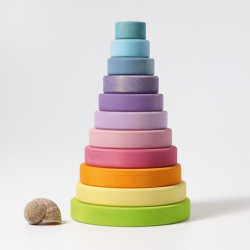 Grimms Pastel Conical Tower
