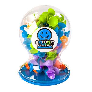 Fat Brain Toys  Squigz - 50 Pieces