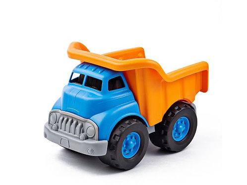 Green Toys Dump Truck - Blue/Orange