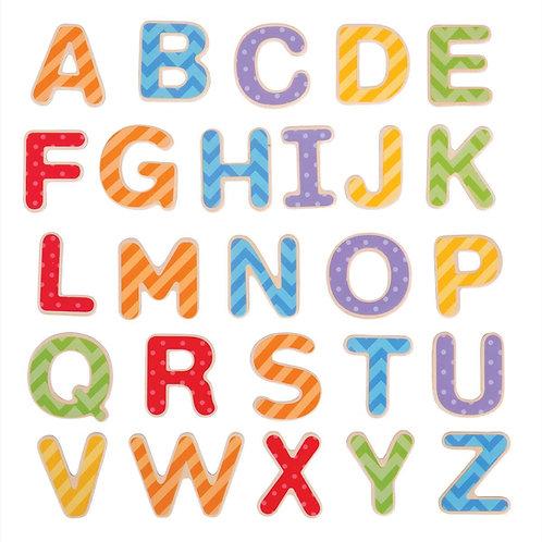 BigJigs Magnetic Letters (Uppercase)