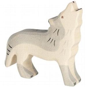 Holztiger Wolf, Howling