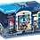 Thumbnail: Playmobil 70306 Police Station Play Box