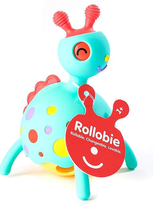 Fat Brain Toys  Rollobie - Blue