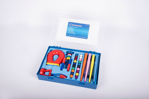 Shaw Magnets  First Experiment Magnetism Kit