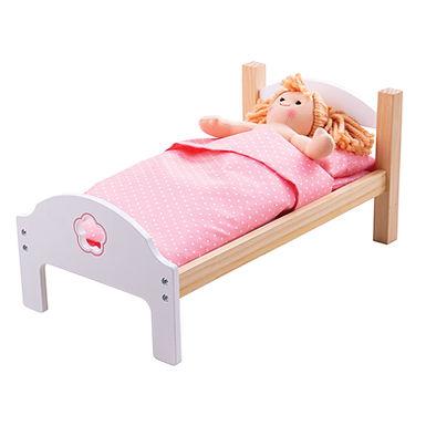 BigJigs Dolls Bed