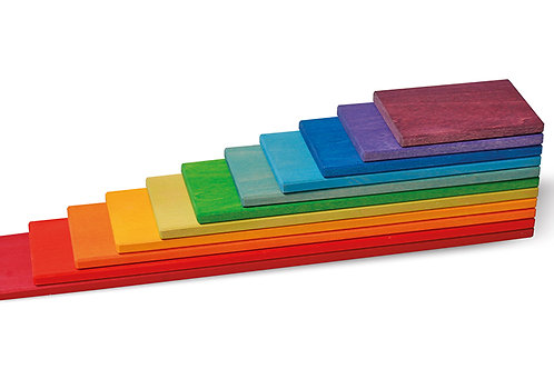 Grimms Rainbow Building Boards
