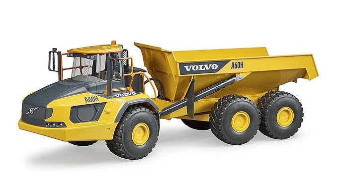 Bruder Volvo A60H Dumper